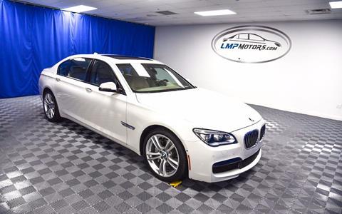 2015 BMW 7 Series for sale in Plantation, FL