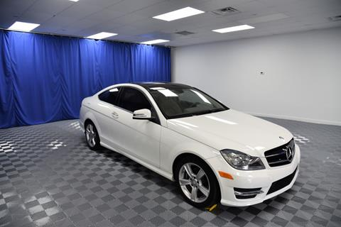 2014 Mercedes-Benz C-Class for sale in Plantation FL