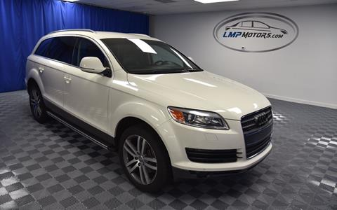 2008 Audi Q7 for sale in Plantation FL
