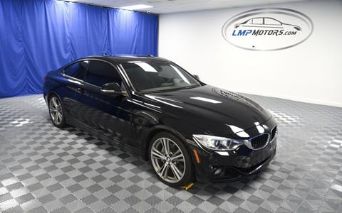 2014 BMW 4 Series for sale in Plantation, FL