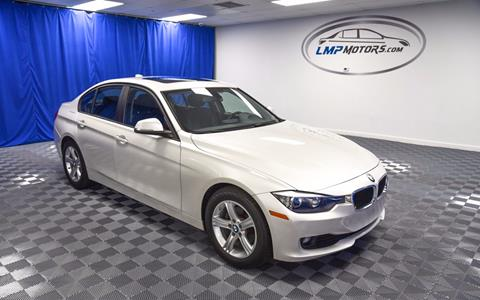 2014 BMW 3 Series for sale in Plantation FL
