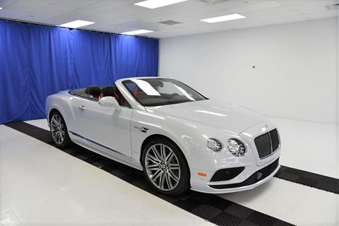 2016 Bentley Continental GT For Sale - Carsforsale.com®