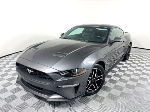 2018 Ford Mustang for sale in Plantation, FL