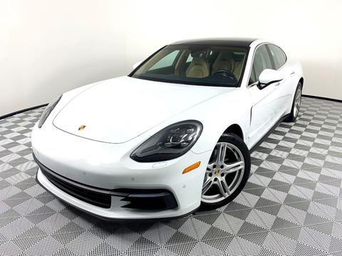 2017 Porsche Panamera for sale in Plantation, FL