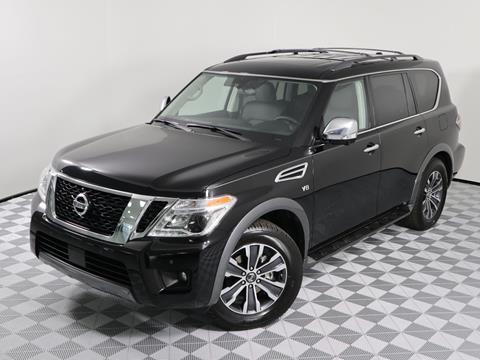 2019 Nissan Armada for sale in Plantation, FL