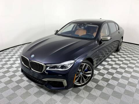 2019 BMW 7 Series for sale at LMP Motors in Plantation FL