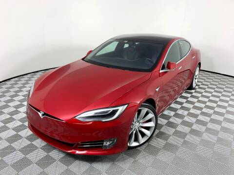 2016 Tesla Model S for sale at LMP Motors in Plantation FL