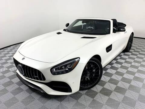 2020 Mercedes-Benz AMG GT for sale at LMP Motors in Plantation FL