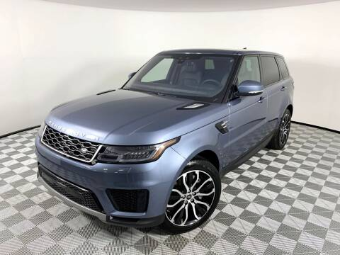 2020 Land Rover Range Rover Sport for sale at LMP Motors in Plantation FL