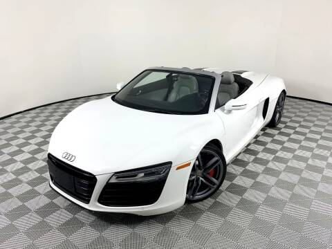 2015 Audi R8 for sale at LMP Motors in Plantation FL
