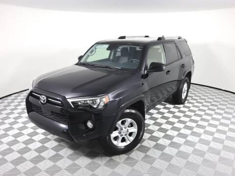 2020 Toyota 4Runner for sale at LMP Motors in Plantation FL