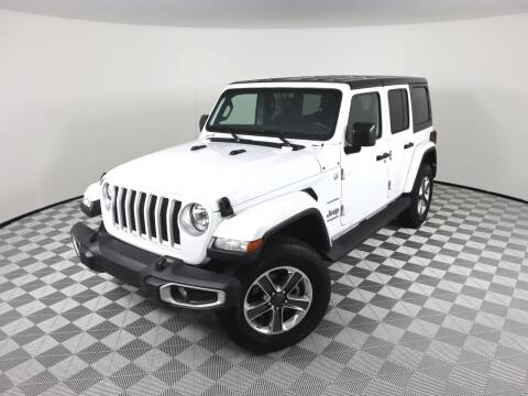 2020 Jeep Wrangler Unlimited for sale at LMP Motors in Plantation FL