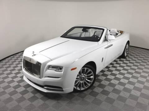 2019 Rolls-Royce Dawn for sale at LMP Motors in Plantation FL