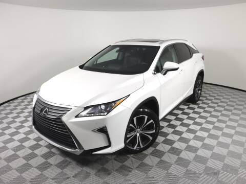 2017 Lexus RX 350 for sale at LMP Motors in Plantation FL