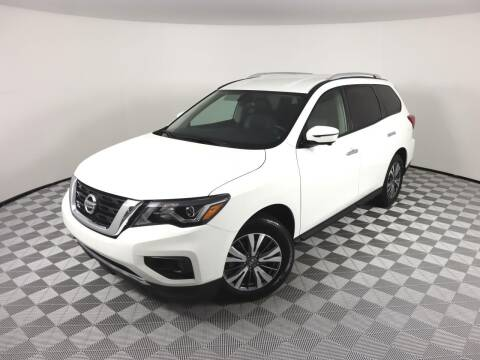2019 Nissan Pathfinder for sale at LMP Motors in Plantation FL