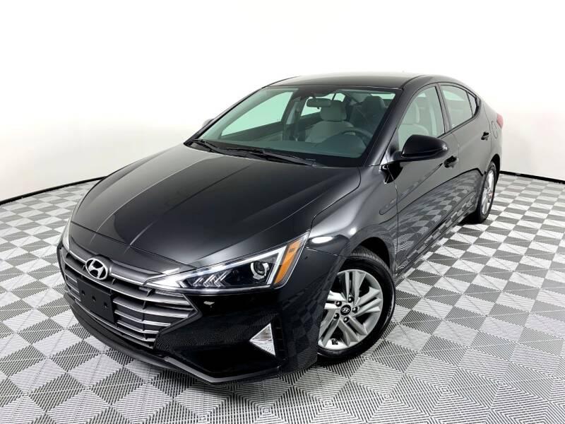 2020 Hyundai Elantra for sale at LMP Motors in Plantation FL