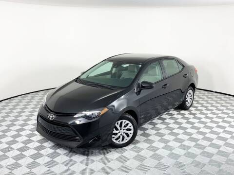2019 Toyota Corolla for sale at LMP Motors in Plantation FL