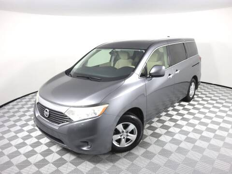 2014 Nissan Quest for sale at LMP Motors in Plantation FL