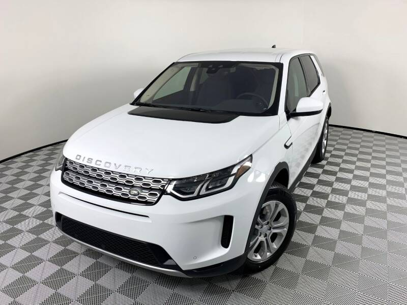 2020 Land Rover Discovery Sport for sale at LMP Motors in Plantation FL