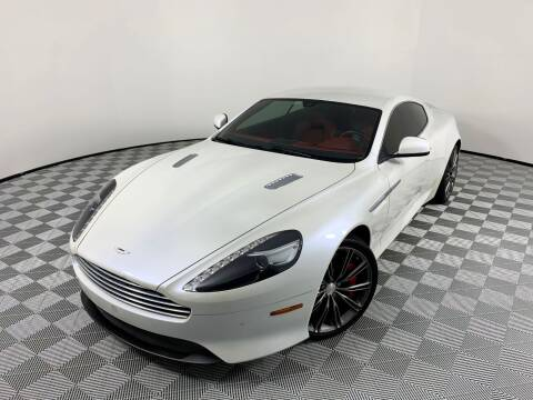 2015 Aston Martin DB9 for sale at LMP Motors in Plantation FL