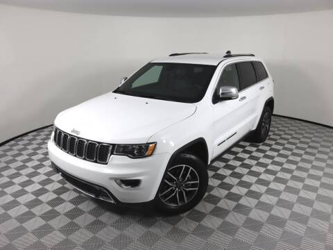 2019 Jeep Grand Cherokee for sale at LMP Motors in Plantation FL