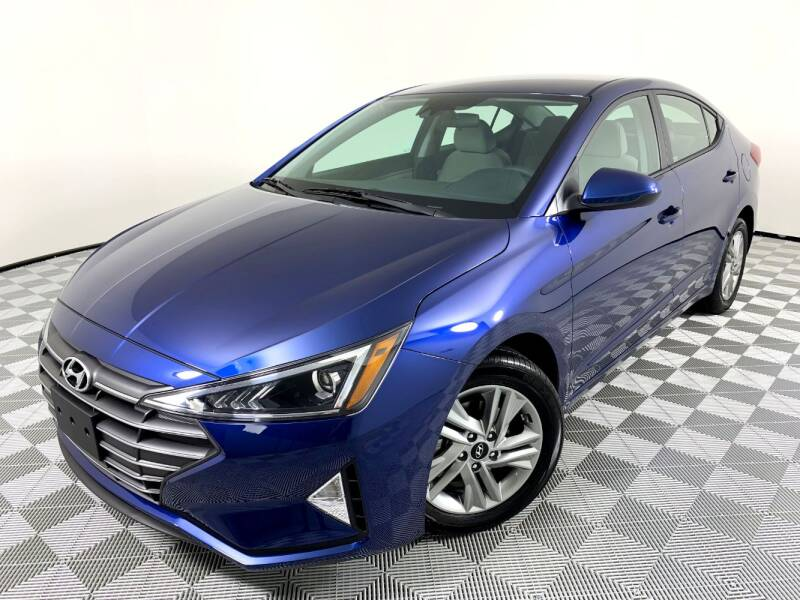 2020 Hyundai Elantra for sale at LMP Motors in Plantation FL