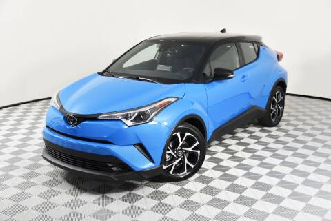 2019 Toyota C-HR for sale at LMP Motors in Plantation FL