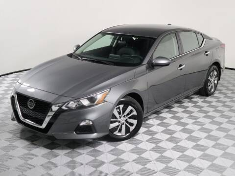 2019 Nissan Altima for sale at LMP Motors in Plantation FL