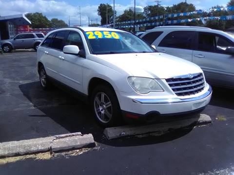 2007 Chrysler Pacifica for sale at JJ's Auto Sales in Independence MO