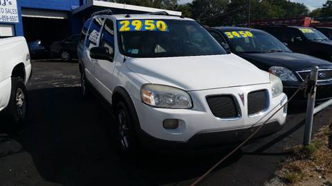 2005 Pontiac Montana SV6 for sale in Independence, MO
