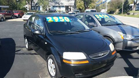2006 Chevrolet Aveo for sale in Independence, MO