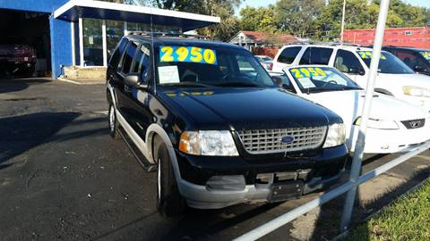 2002 Ford Explorer for sale in Independence, MO