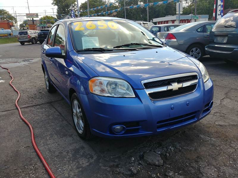 2008 Chevrolet Aveo For Sale At JJu0027s Auto Sales In Independence MO
