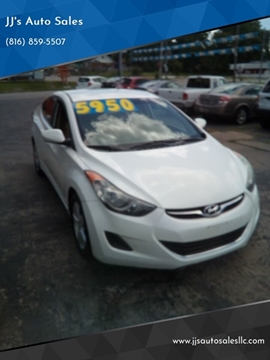 2011 Hyundai Elantra for sale in Independence, MO