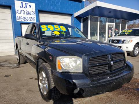 Jj Auto Sales >> 2006 Dodge Dakota For Sale In Independence Mo
