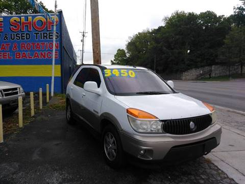 2003 Buick Rendezvous for sale in Kansas City MO