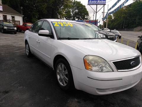 2005 Ford Five Hundred for sale in Kansas City MO
