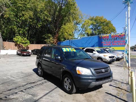 2003 Honda Pilot for sale in Kansas City MO