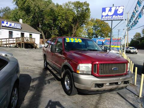 2003 Ford Excursion for sale in Kansas City MO