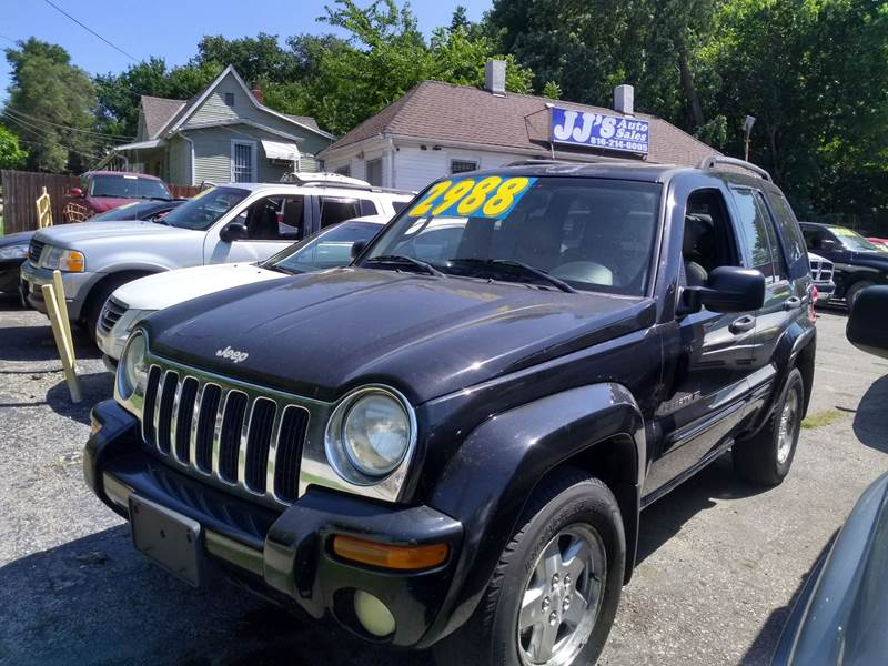 2003 Jeep Liberty For Sale At JJu0027s Auto Sales In Kansas City MO