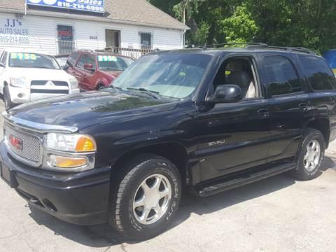 Jj Auto Sales >> Gmc Yukon For Sale In Kansas City Mo Jj S Auto Sales