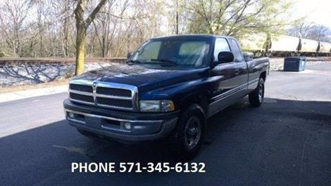 2001 Dodge Ram Pickup 1500 for sale in Fredericksburg, VA