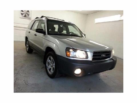 2004 Subaru Forester for sale in Fredericksburg, VA