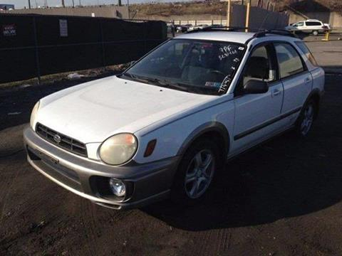 2002 Subaru Impreza for sale in Fredericksburg, VA