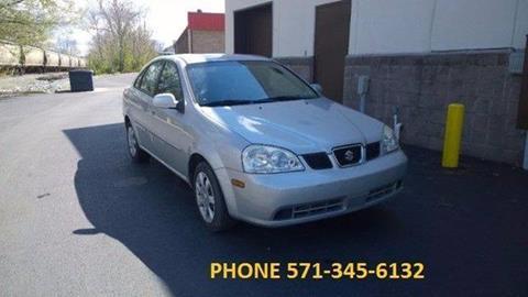 2004 Suzuki Forenza for sale in Fredericksburg, VA