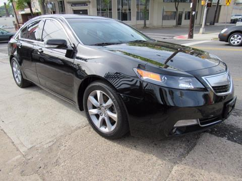 2012 Acura TL for sale in Paterson NJ