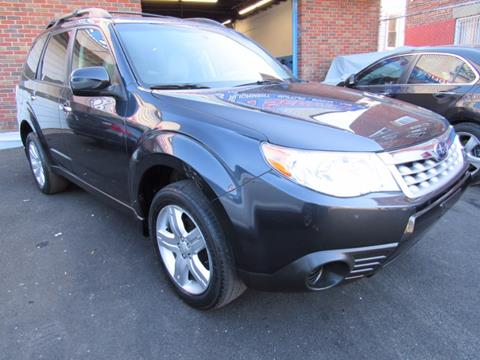 2011 Subaru Forester for sale in Paterson NJ