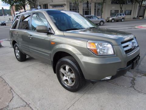 2007 Honda Pilot for sale in Paterson NJ