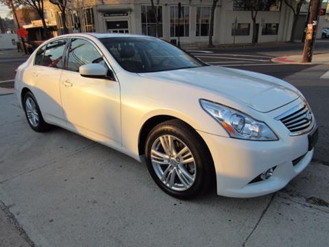 2013 Infiniti G37 Sedan for sale in Paterson, NJ