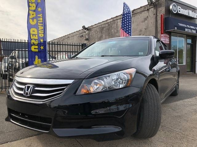 Nice 2012 Honda Accord For Sale At ELMONT MOTORS In Elmont NY